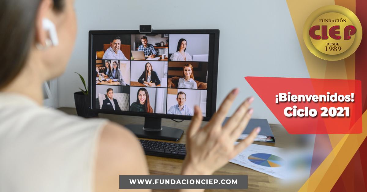 Nueva videoconferencia para explicar el uso de la plataforma para un cursado exitoso