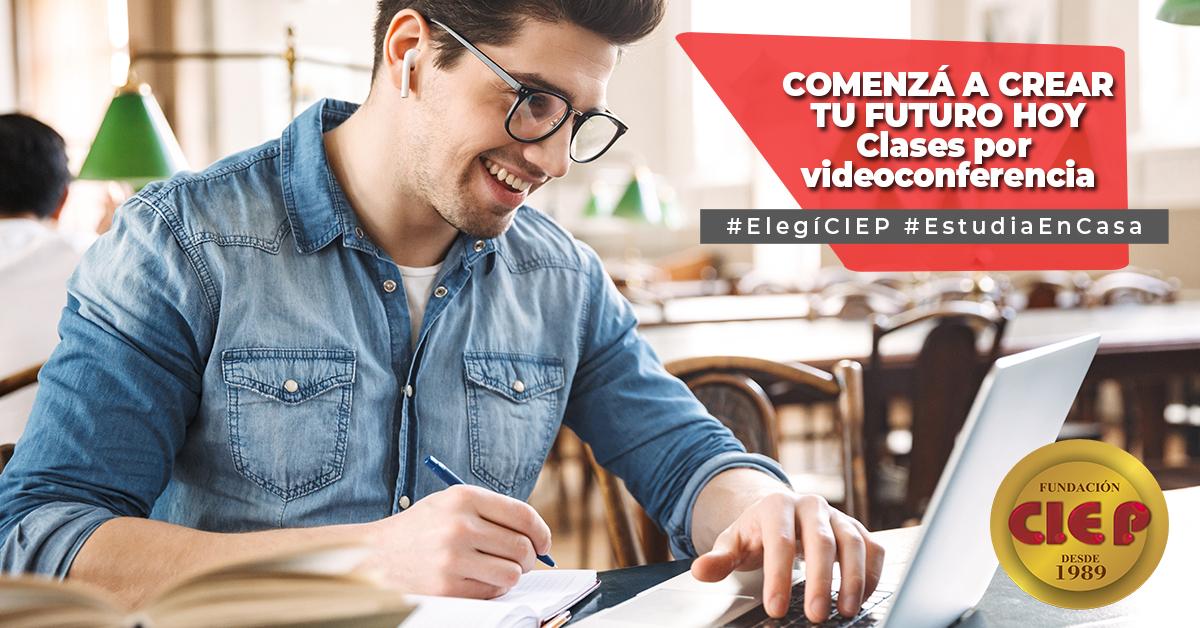 MODALIDAD DISTANCIA – 100% ONLINE: ¡Bienvenidos al Ciclo Lectivo 2021!